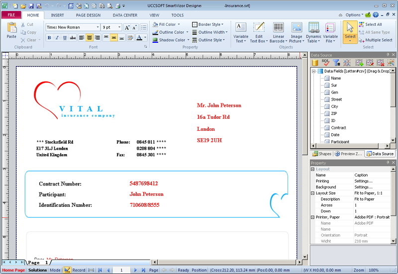 PaperPath 可变数据打印软件 软件下载