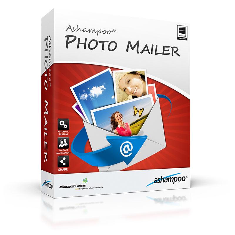 Ashampoo Photo Mailer邮件快速分享照片软件