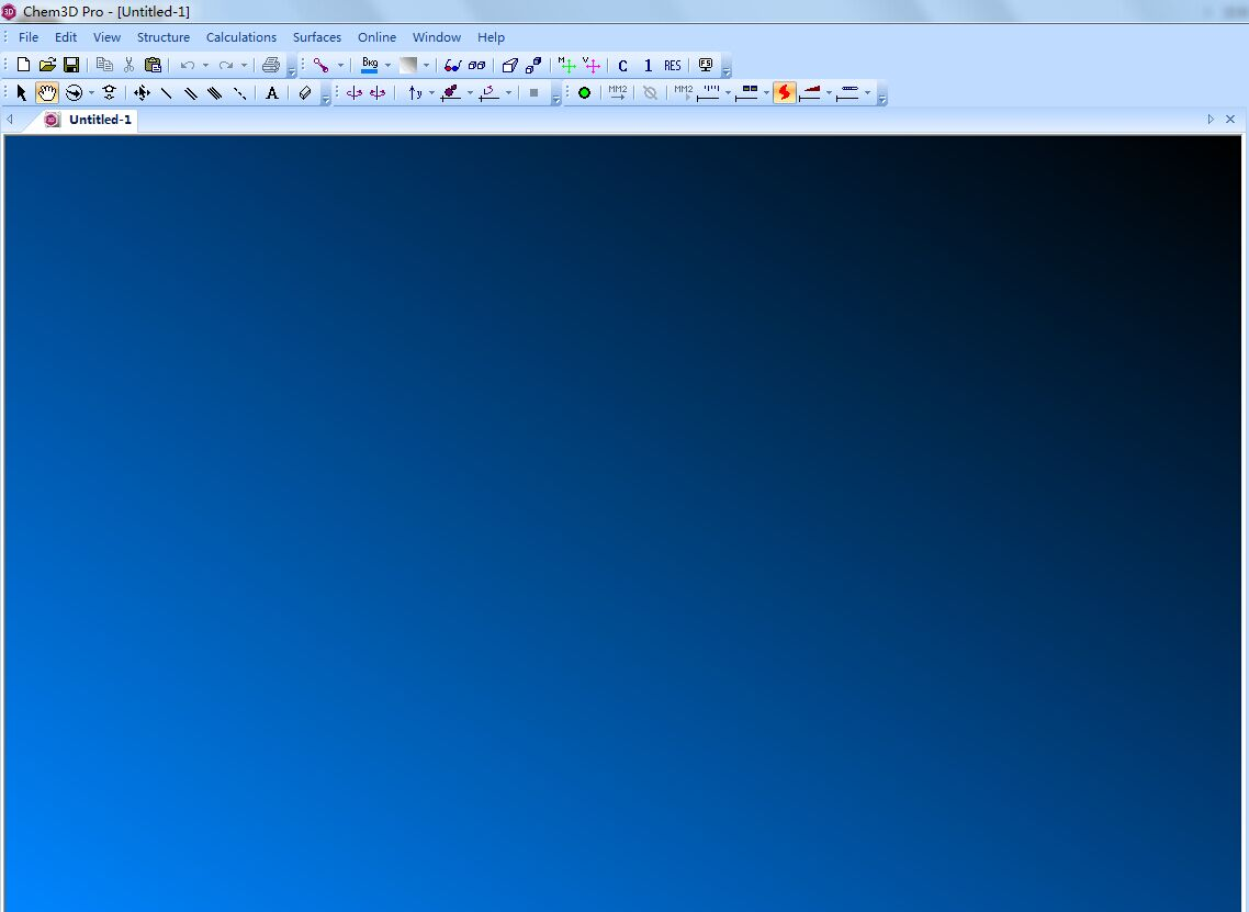 ChemBio 3D Ultra(化学结构式画图软件) 官网版下载