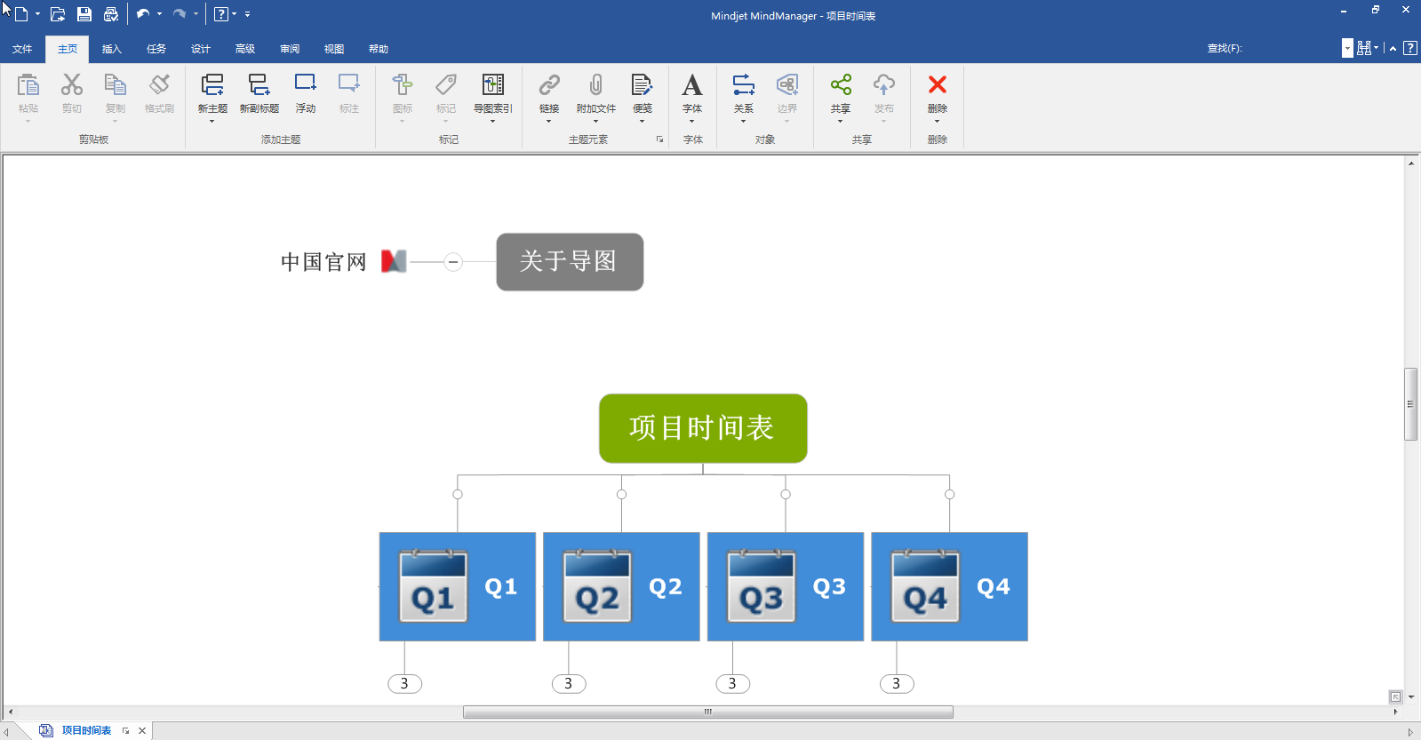 MindManager 2018思维导图软件中文版 中文版下载