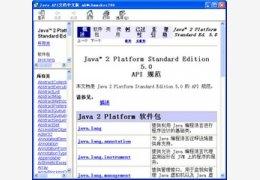 Java API文档中文版