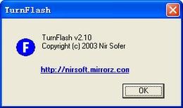 TurnFlash (UI Version) 2.1