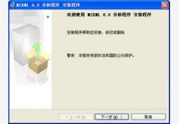 MSXML(Microsoft Core XML Services)6.0 32位