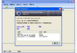 密码管理软件(KeePass Password Safe) 绿色中文版