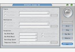 光盘复制软件(321Soft Clone CD) 绿色免费版