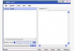 ilSFV(文件验证工具)绿色免费版