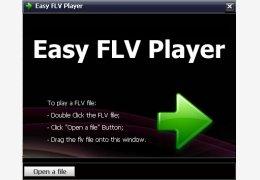 flv播放器(Easy FLV Player) 绿色版