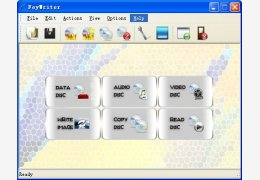 CD\DVD刻录软件(FeyWriter) 绿色免费版