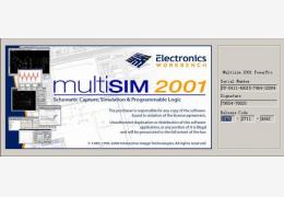 Multisim2001汉化免费版